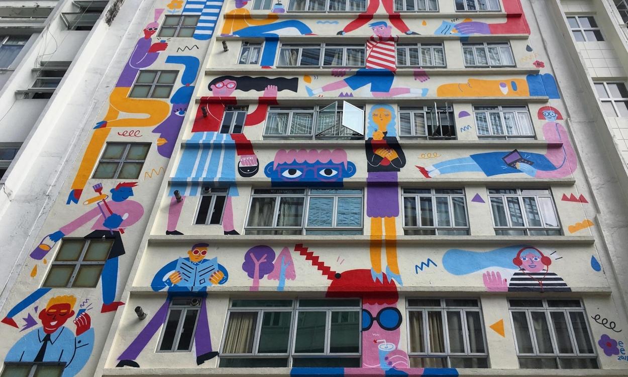 Taller de Ilustración para grandes de espacios